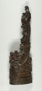 Newel Post (France), ca. 1750