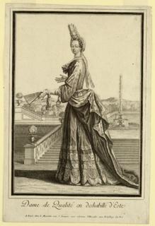Print, Dame de Qualite