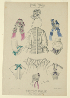 Print (England & France)