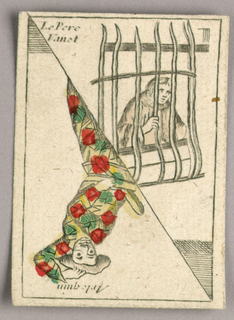 Playing Card, ca. 1770