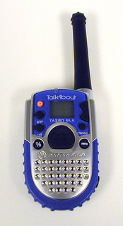 TalkAbout SLK Two-way Radio