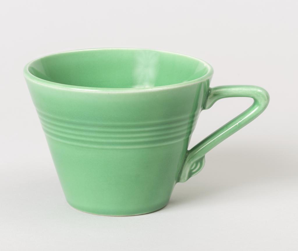 Light Green tea cup.