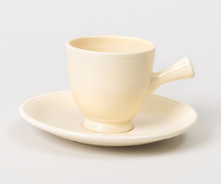 Ivory after dinner cup.