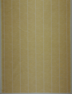 Columns of horizontal bars in tan on a silver background.