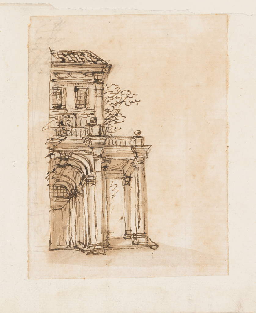 Drawing, Stage design