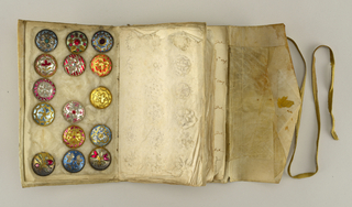 Button Sample Book