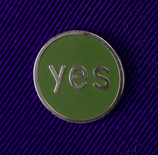Yes Pin, ca. 1980–90