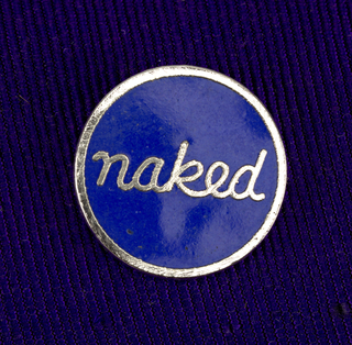 Naked Pin, ca. 1980–90