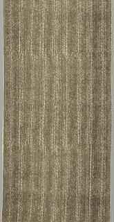 Textile, Mini-stripe with scallop