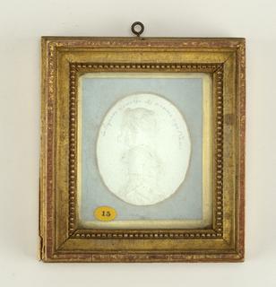 Medallion And Frame