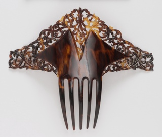 Comb (possibly France), 19th century