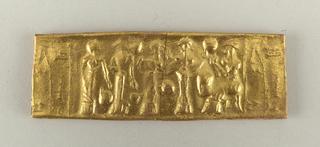 Relief, Babylonian Seal