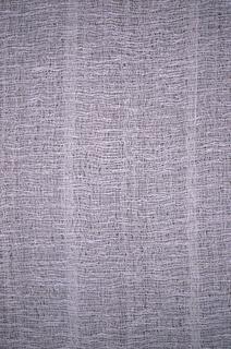 Gauze-like drapery fabric in off-white.