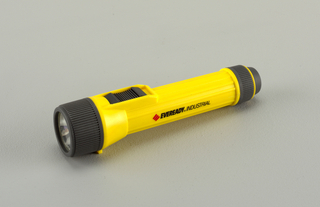 Compact Industrial Light Flashlight, ca. 1980