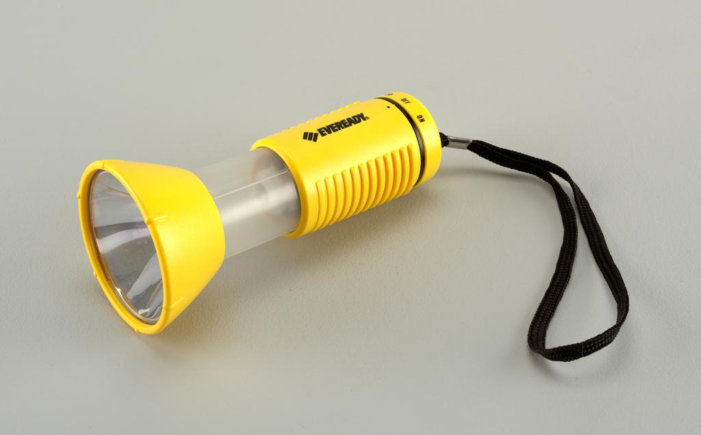 Sport Gear 2 Way Light Flashlight, ca. 1993