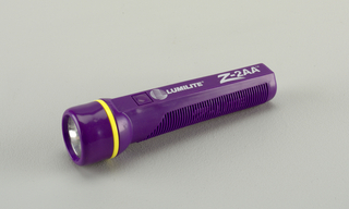Lumilite Z2AA Flashlight, 1980