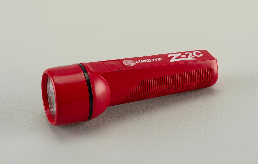Lumilite Z-2C Flashlight, 1980