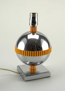 Globe Table Lamp, 1930–40