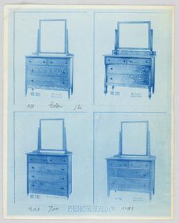 Blueprint, Design for Bureau