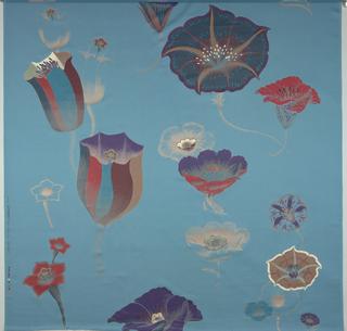 Textile, Paradisis, 1989