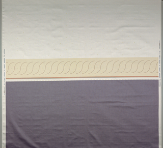 Textile, Scroll, 1980–89