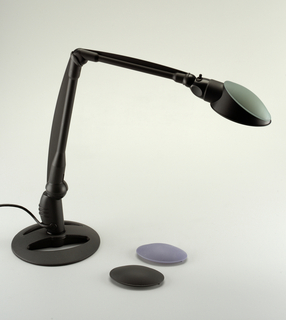 IOS Lamp, Base, And Shade, 1989