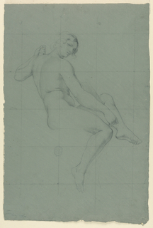 Drawing, Nude, before 1896