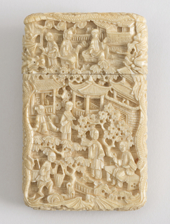 Card Case And Cover (China), 19th century