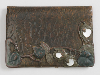 Card Case (possibly Hungary), ca. 1910