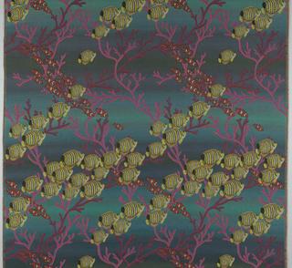 Textile, Sea Saw