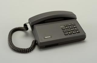 Geneva Cord, 1986