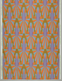 Textile, Stereoscopic Range: Archway