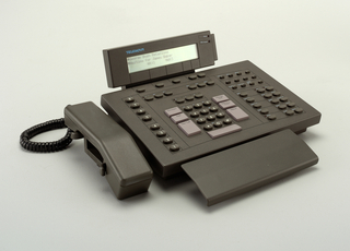 Telenova Basic Operator's Station Set Cord, 1986
