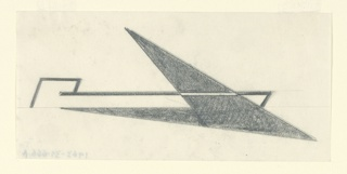Drawing, Study for Imperial Airways Advertisement