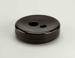 Eve Ashtray (medium) With Lid, 1985