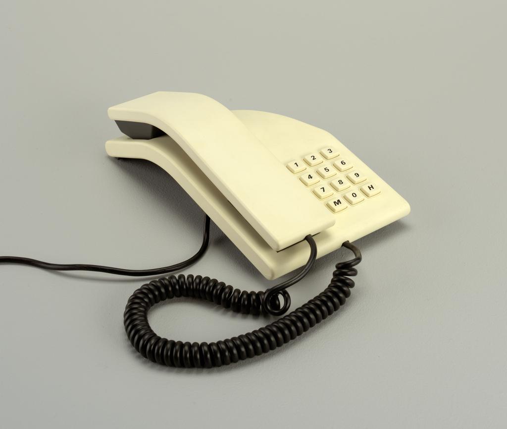 Miditel Telephone, ca. 1987