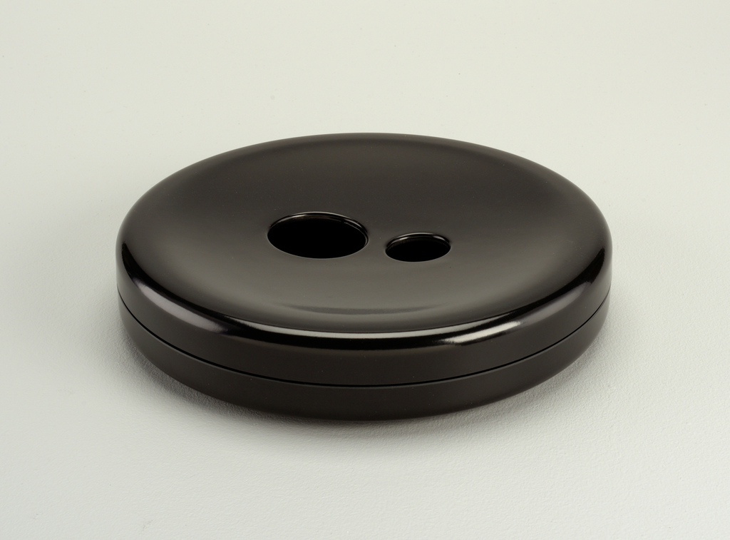 Eve Ashtray (large) With Lid, 1985