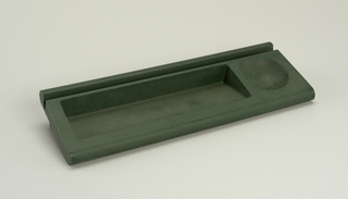 Desk Stage Pen Tray, 1986