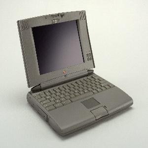 Apple PowerBook 540c Laptop Computer, 1994