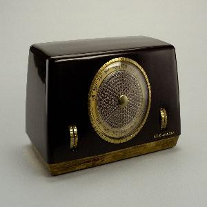 Sunburst Radio, ca. 1948
