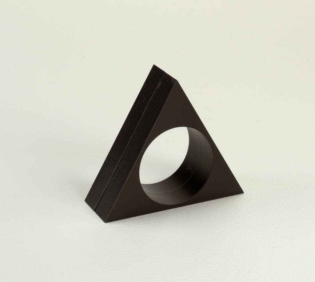 Triangle Paper Clip Holder