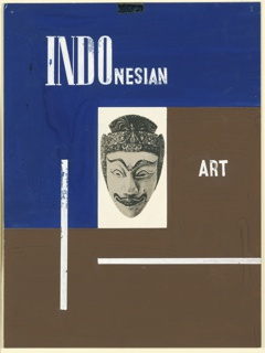 Drawing, Book cover for R. von Hei, 1948