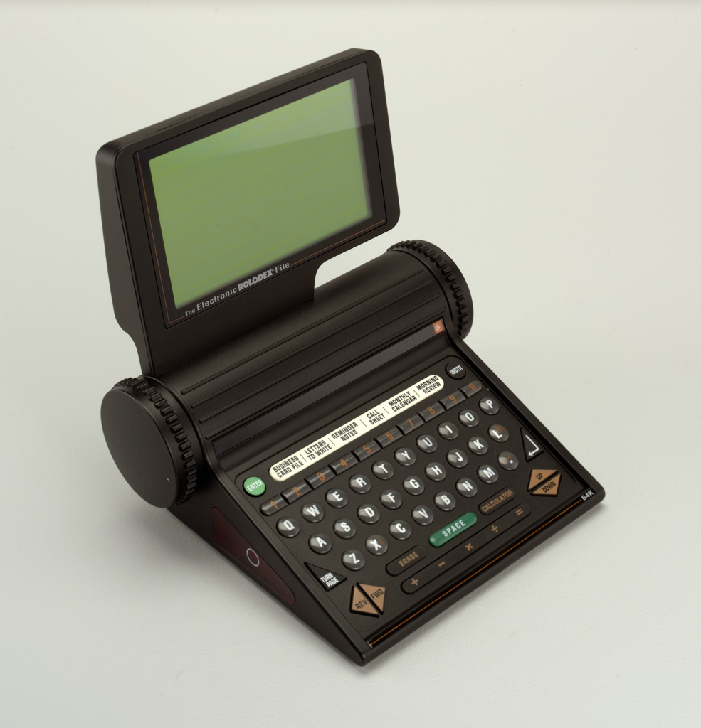 Electronic File and Calendar EL3200 Electronic File, 1994