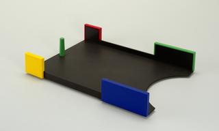 Modus Paper Rack, 1991