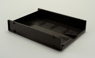 File System Letter Tray, 1988