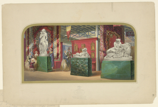 "Print, ""Baxter"" Print: Gems of the Great Exhibition of 1851, Gem No. 2"