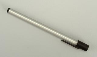 Ball Point Pen, metallic Cap, 1987