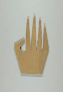 Model Of Hand, mid-20th century