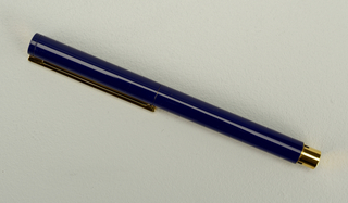 Ballpoint Pen And Cartridge, 1986