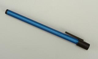 Ball Point Pen, blue Cap, 1987